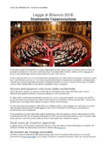 thumbnail of Legge di Bilancio 2018