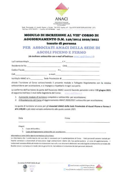 thumbnail of Modulo iscrizione per Associati Sede ANACIdi Ascoli Piceno